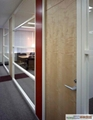 组合式钢质办公隔断墙