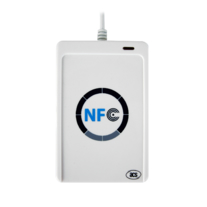 Wireless ISO14443 Android Bluetooth RFID NFC Card Reader