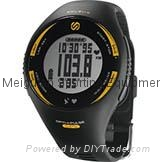Soleus GPS Pulse Wrist HRM Watch