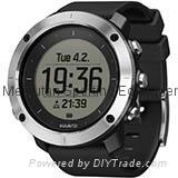 Suunto Traverse GPS Watch- black