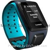 TomTom Spark Music Large Activity Tracker GPS Watch  1