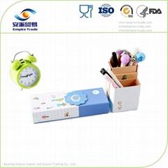 Paper pen container