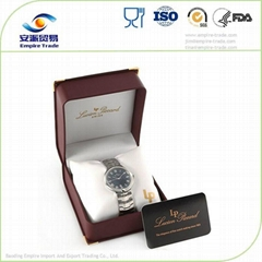 Paper watch gift Box