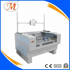 Laser Cutting Machine for Shoes Pattern Cutting (JM-960T-PJ)