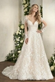 2017 Latest design gorgeous bridal dress 1