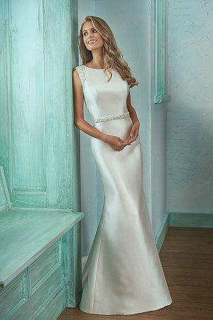 White wedding dress  1