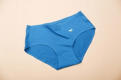 OEM service best selling comfortable seamless girls teen cotton panties