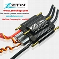ZTW Seal 120A High Voltage Marine ESC
