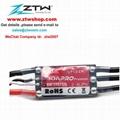 ZTW Spider 30A OPTO Multirotor ESC SimonK Program