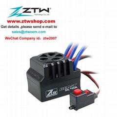 ZTW Beast SL 45A 1:10/1:12 Brushless Car ESC for RC Car