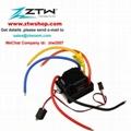ZTW Beast SS 120A 1/8 Brushless ESC for RC car