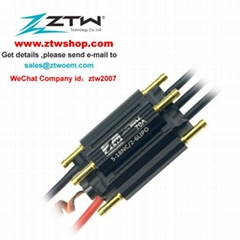 ZTW SEAL 70A BOAT ESC WITH 3A SBEC for RC Boat