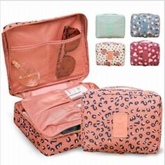 Korean Version Printing  Potable Storage Bag