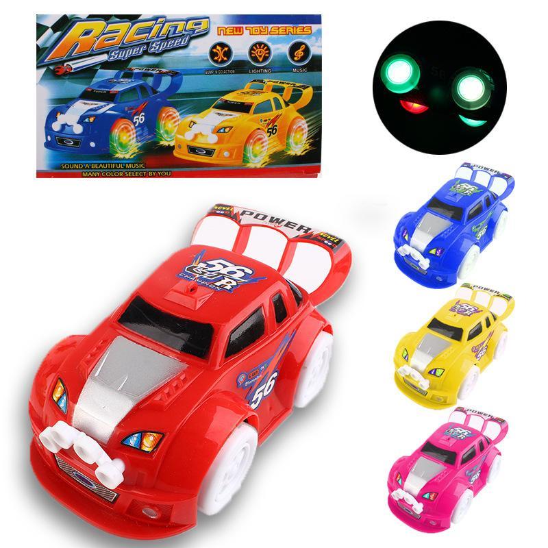 Children Music Luminous Electric Car Toy 1