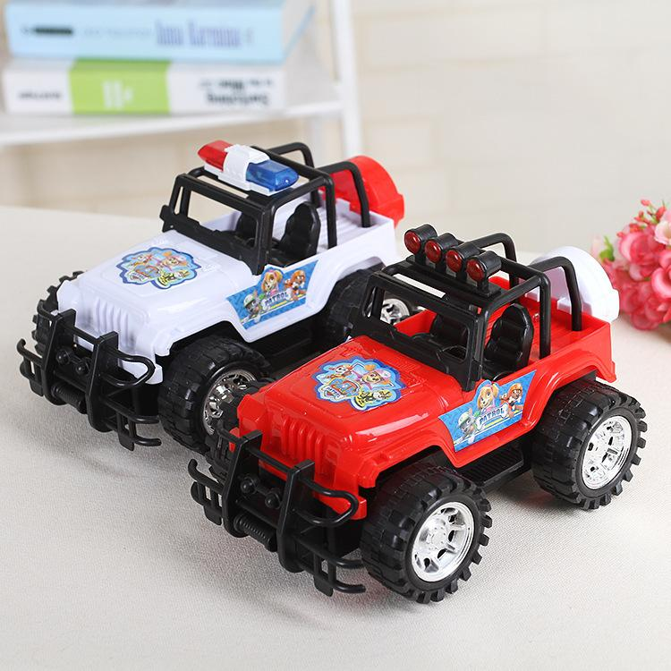 Children Music Light Electric Jeep Off Road Car Toy 1