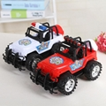 Children Music Light Electric Jeep Off