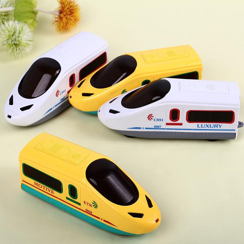 Children Music Luminous Electric Train Toy 1