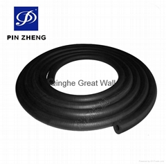 Free Sample NBR Rubber Low Pressure Heat Resistant Oil Hose