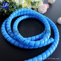 Manufacturers wholesale high voltage cable hose spiral protection