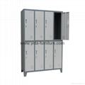 Office steel Locker 2