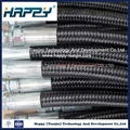 Wire Braided Reinforced Hydraulic Rubber Hose 4