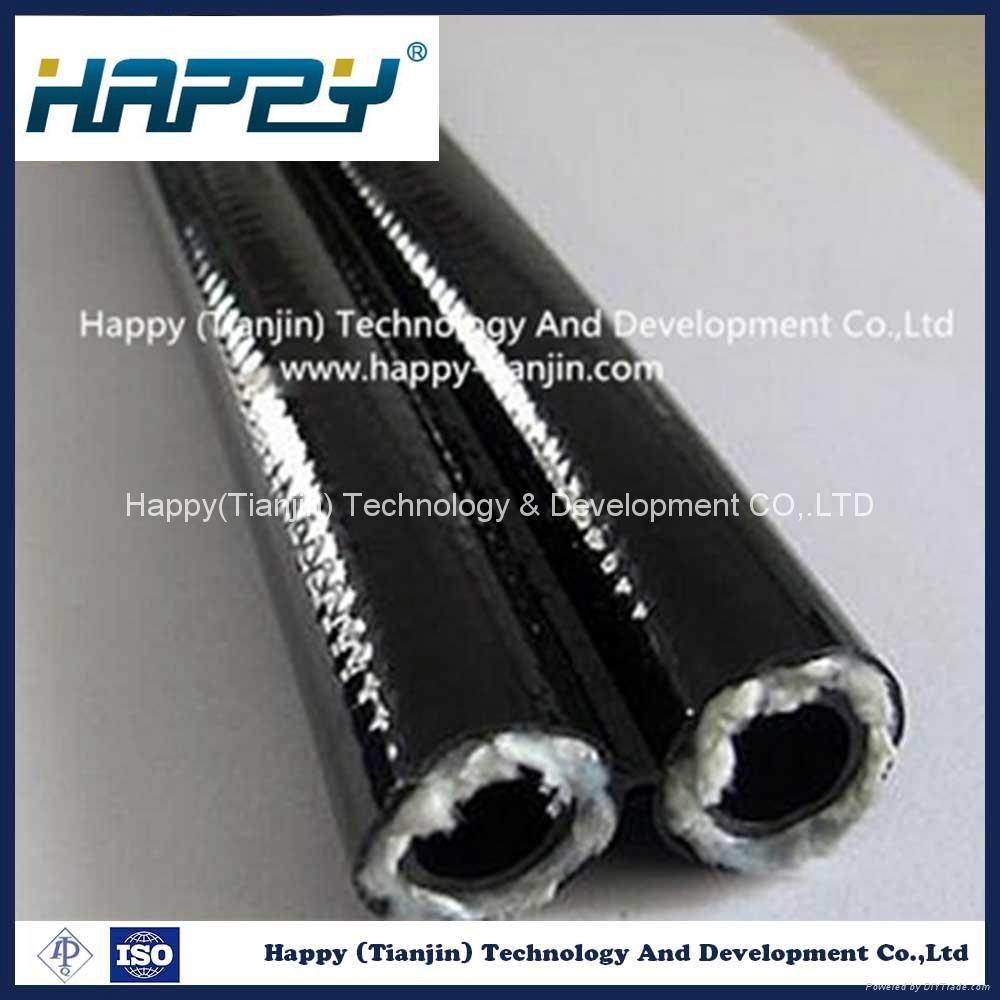 R7/R8 Nylon Braided Pipe Rubber Resin Hose 2
