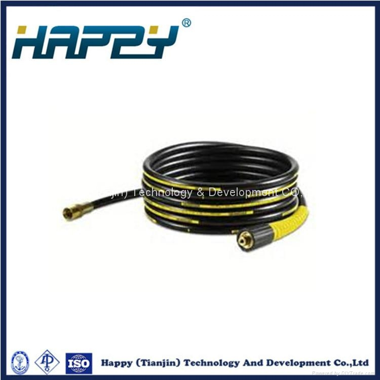 High Pressure Jetting Washer Hydraulic Hose 3