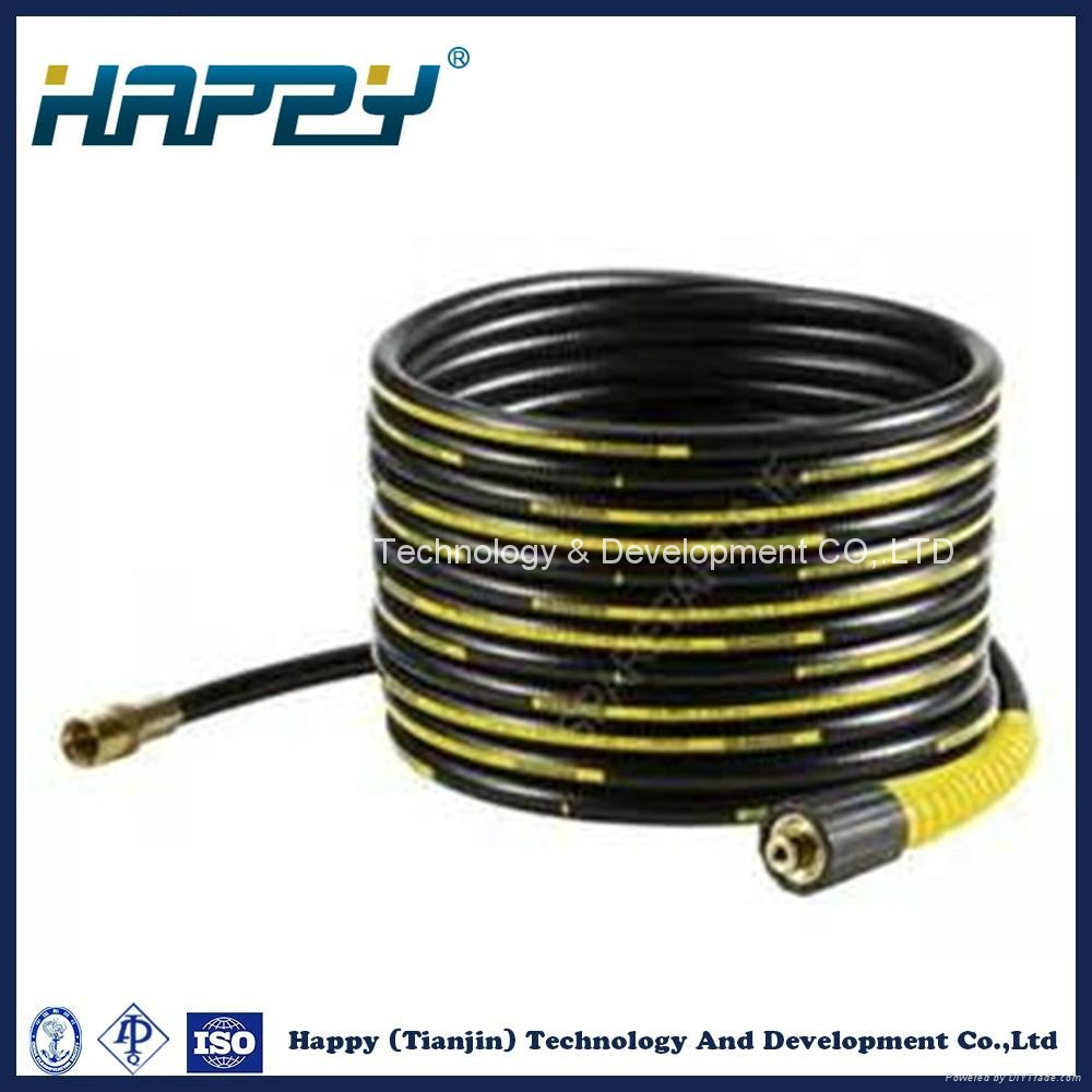 High Pressure Jetting Washer Hydraulic Hose 5