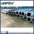 Industrial Big Diameter Flexible Hydraulic Rubber Hose 2
