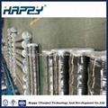 Industrial Big Diameter Flexible Hydraulic Rubber Hose 4