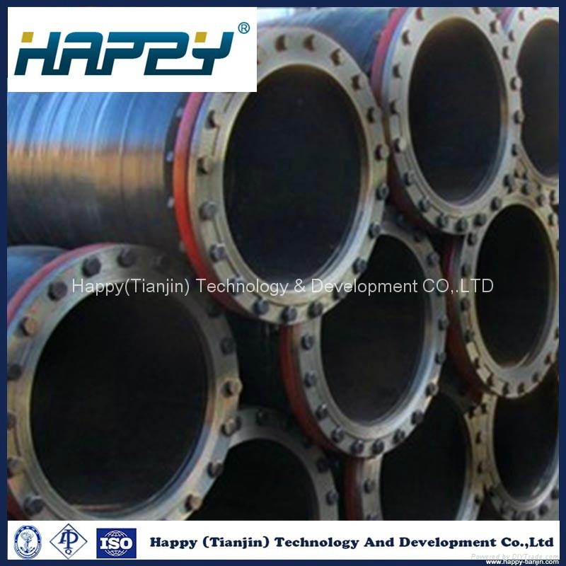 High Quality Industrial Suction Hose Hydraulic Rubber Hose 2
