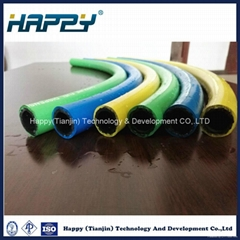 Colorful Hydraulic Rubber Pipe for Oil Transfer ISO Certification