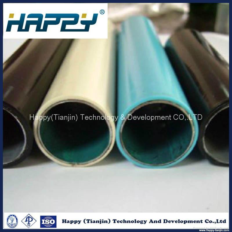 High Pressure Flexible HDPE Composite Oil Hose 1