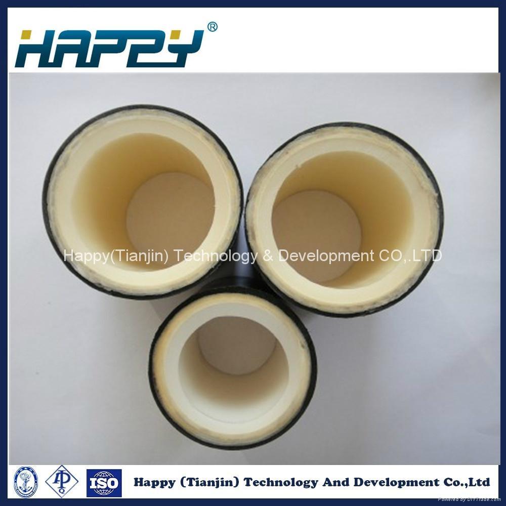 High Pressure Flexible HDPE Composite Oil Hose 4