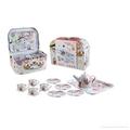 Chinese mini tea set toys (TIN TEAPOT SET) 1