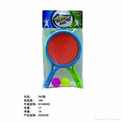 2017 Funny Outdoor Toy Sport Mini Tennis Racket For Child
