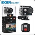 2.0 inch Ultra Full HD 1080P Sports Action Camera 4K Video Camer EKEN H9R 1