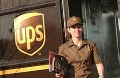 UPS快遞到美國