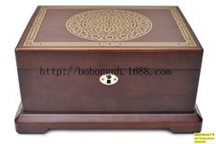 木製首飾盒