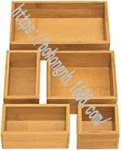 木制收纳架收纳盒