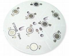 High thermal aluminum pcb manufacturing prototype custom design