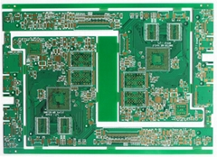6 layers PCB circuit board Multilayer PCB prototype China Factory