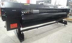3.2m konica 512i fast speed advertising printing machine