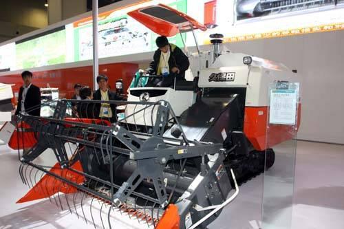 2018年 泰国国际农业机械展览会 2