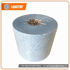 High quality 100% pp Low Lint Industrial Blue Cleaning Cloth 500 piece each roll