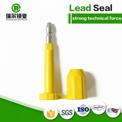 container door lock seal container bolt seal