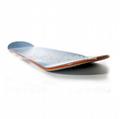 Canadian maple skateboard blank skateboard deck with custom design 1