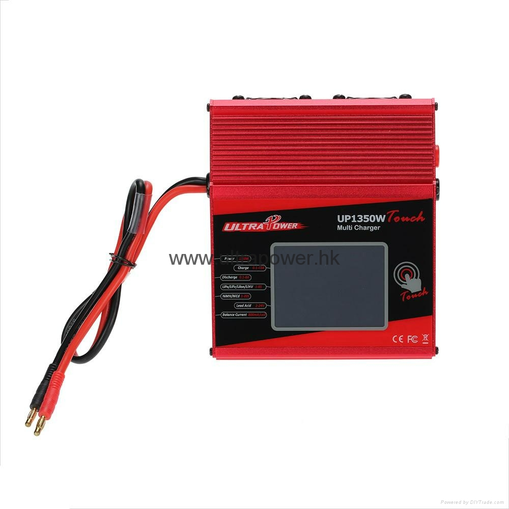 UP1350W Touch RC charger ultra power 1
