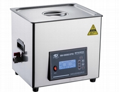 CE certified 10L stainless steel power heated professional ultrasonic cleaner