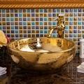Hand Painting Bathroom Ceramic Wash